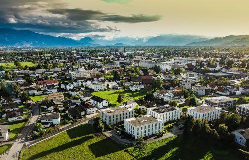 Positive Wirtschaftsentwicklung, hohe Lebensqualität: Vorarlbergs Bevölkerung wächst seit Jahren stark. 2020 soll die 400.000-Einwohner-Marke geknackt sein.