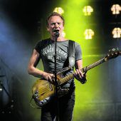 Tolles Open-Air-Finale mit Sting