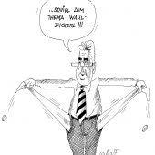 Klare Absage vom Finanzminister!
