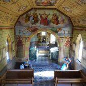 St. Michael restauriert