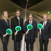 Arlbergtunnel wieder offen: Sicherheitsausbau wurde zeitgerecht fertig A6