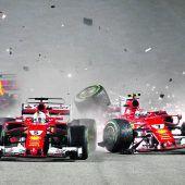 Doof für Vettel, toll für Hamilton