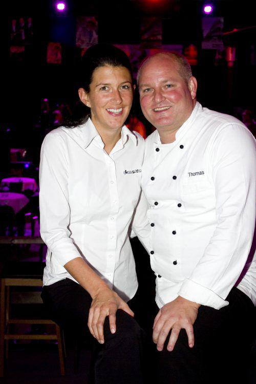 Die Jurymitglieder Thomas und Theresia Zwerger freuen sich auf viele Rezepte. FRANC