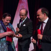 400 Gäste feierten neue Russ-Preis-Trägerin