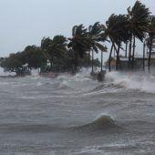 Irma tobt über Karibik