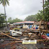 Maria verwüstet Karibikinsel
