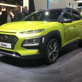 Hyundai setzt auf Ausbau des Modellprogramms