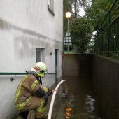 Feuerwehren rückten zu über 160 Einsätzen aus