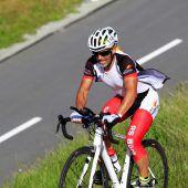 Triumph von Eisenbraun bei Tortour durch die Alpen