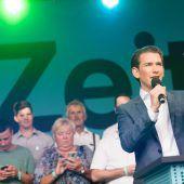 ÖVP legt kommende Woche Programm vor