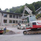 Silbertaler Volksschule in Etappen saniert