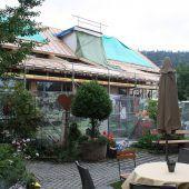 Ein Rheintalhaus mit Gästezimmern
