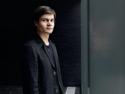 Lauermann präsentiert heute sein Album im Bahnhof Andelsbuch. Andreas Jakwerth
