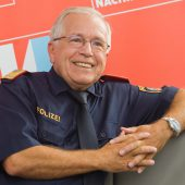 Ex-Polizeichef Bliem wird 70