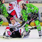 Nur Lustenau war ein Sieg vergönnt