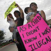 Trump beendet Schutz für Migrantenkinder