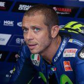 Rossi nach Unfall bereits operiert und guter Dinge