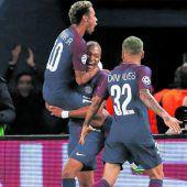 Paris SG erteilt Bayern München eine Lektion
