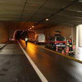 Praxistest für neuen Brandschutz im Amberg