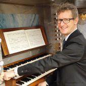 Imposante Orgelklänge ertönen im Montafon