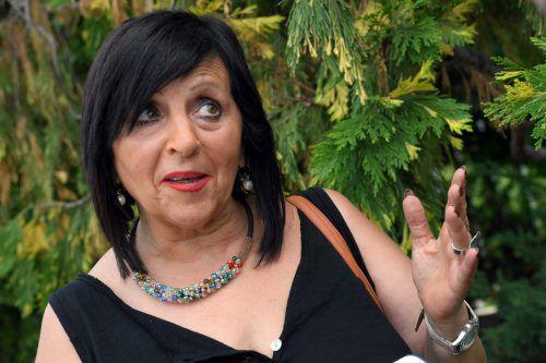 Pilar Abel ist nicht die Tochter des Malers Salvador Dalí. afp