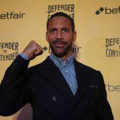 Rio Ferdinand will Profiboxer werden