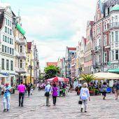 Ausflug nach Rostock und Warnemünde