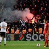 DFB-Trainer wütend auf Hooligans