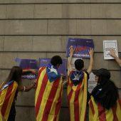 Katalanen fordern Madrid heraus