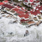 Tod und Zerstörung durch Irma