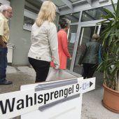 Die wahlmüden Vorarlberger