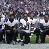 US-Topsportler empört über Trump-Politik