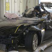 Teslas Autopilot führte zu tödlichem Unfall