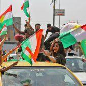 Staat Kurdistan im Alleingang