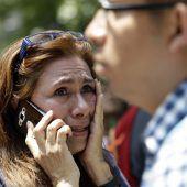 Neuerlich Todesopfer bei schwerem Erdbeben in Mexiko
