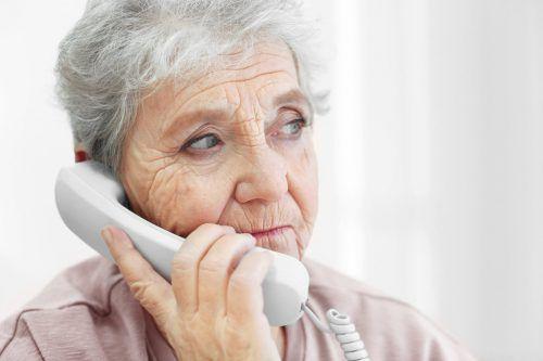 Beim Case Management können Informationen zur Pflege eingeholt werden.