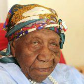 Älteste Frau der Welt stirbt mit 117 Jahren