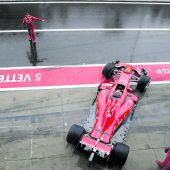 Jäger Vettel braucht den Coup