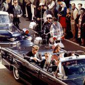 US-Regierung gibt Tausende geheime JFK-Akten frei