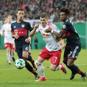 Bayern und Leipzig vor neuerlichemDuell im Vollkampfmodus