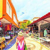Größte InselMexikos: Cozumel