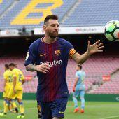 Barça siegt auch ohne Fans