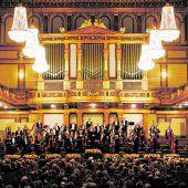 K&K Philharmoniker mit Wiener Johann Strauß Gala in Feldkirch