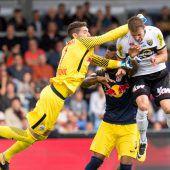 Altacher Tournee macht Halt beim stärksten Heimteam der Liga