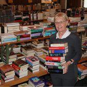 Bücherflohmarkt ein voller Erfolg