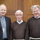Neuer Oberer im Kapuzinerkloster