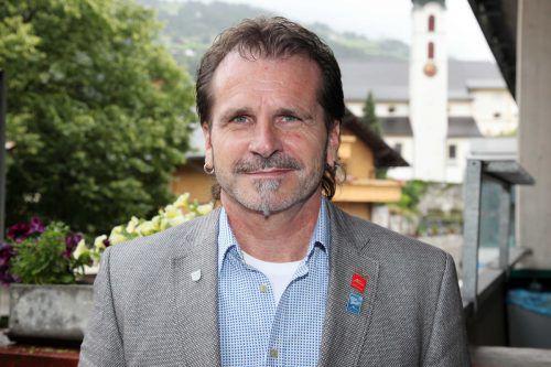 Bürgermeister Herbert Bitschnau leitet seit zwölf Jahren die Geschicke der Gemeinde Tschagguns. meznar.media