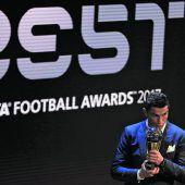 Weltmarke und Papa: Cristiano Ronaldo ist allgegenwärtig