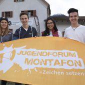Engagierte Jugend im Montafon