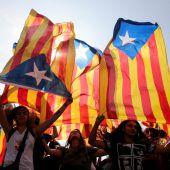 Madrid und Barcelona auf Konfrontationskurs
